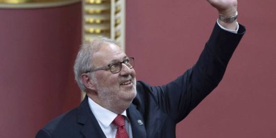 Quebec Liberals sworn in as official Opposition after being ousted from power