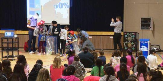 SARCAN promoting recycling at Saskatchewan schools