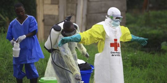 WHO to hold emergency meeting over Congo Ebola outbreak that's seen 33 cases in past week