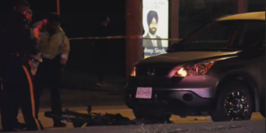 Surrey RCMP investigate after cyclist injured in crash