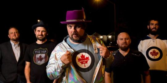 Tragically Hip tribute bands take centre stage 1 year after Gord Downie's death
