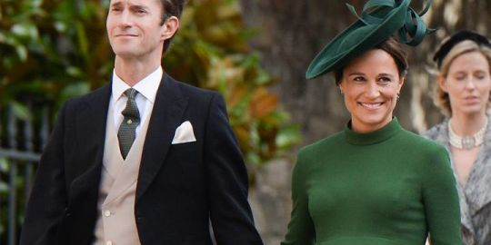 Pippa Middleton, royal sister-in-law, gives birth to first child