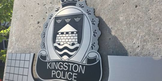 Kingston police looking for information about pedestrian collision