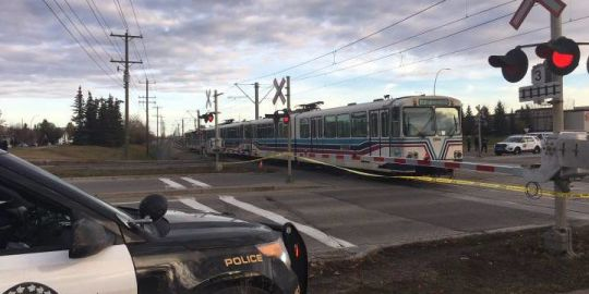 Counsellors in Calgary school to deal with girl's death in CTrain accident