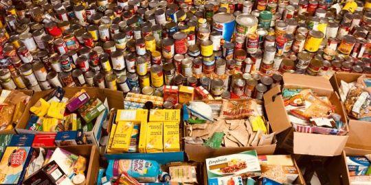 Edmonton's Food Bank sees demand increase by 50% in 3 years