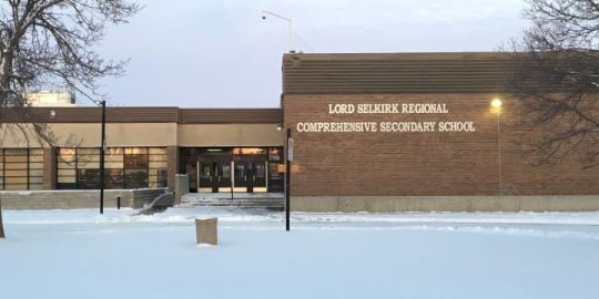 Armed student arrested at Selkirk high school