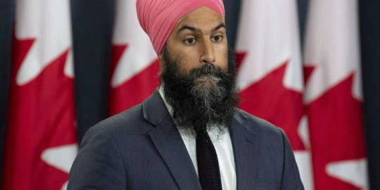 Jagmeet Singh trails in latest poll — what could that mean for the 2019 election?