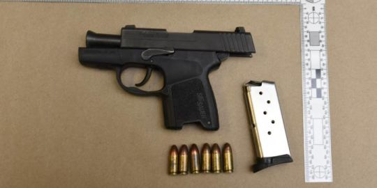 Hamilton police seize drugs, loaded weapon following routine traffic stop