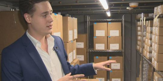 Take a look behind the scenes at one of Winnipeg's first cannabis stores