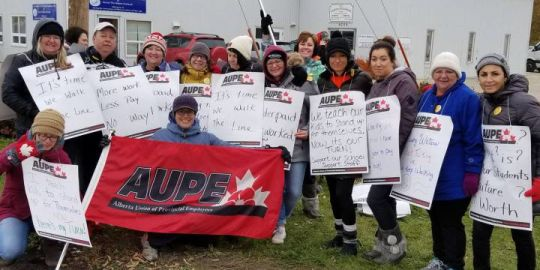 18-day strike ends as Living Waters Catholic Schools support staff reach deal with employer