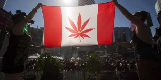 Marketing Manitoba: Legalization opens tourism option, promoting pot to Americans