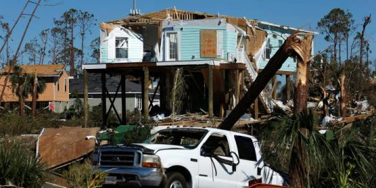 A week after Hurricane Michael more than a 1,000 people still missing
