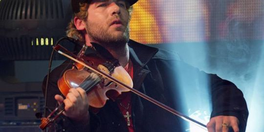 'My new dealer is the prime minister': Canadian fiddler Ashley MacIsaac on legal weed