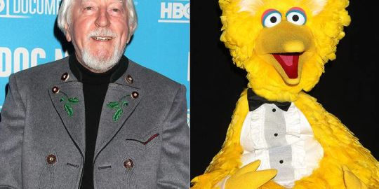 Caroll Spinney, 'Sesame Street' Big Bird puppeteer, retiring after nearly 50 years
