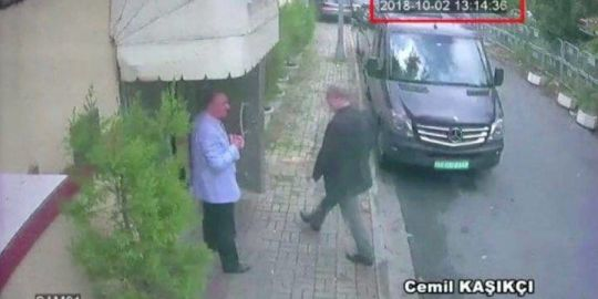 Gruesome details of alleged Jamal Khashoggi killing published by Turkish media