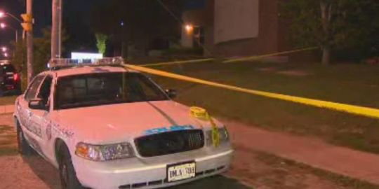 Two arrested in shooting near north-end Toronto library