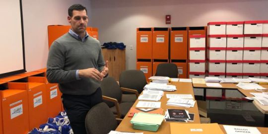 Election planning started 2 years ago for Guelph's city clerk's office