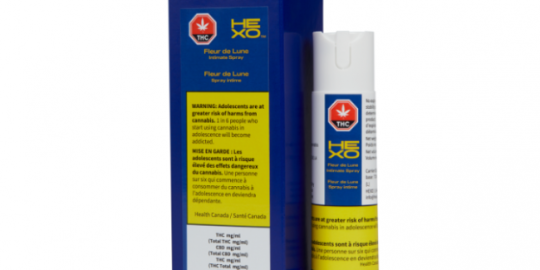 The Ontario Cannabis Store mislabelled 'intimate' genital spray as oral product