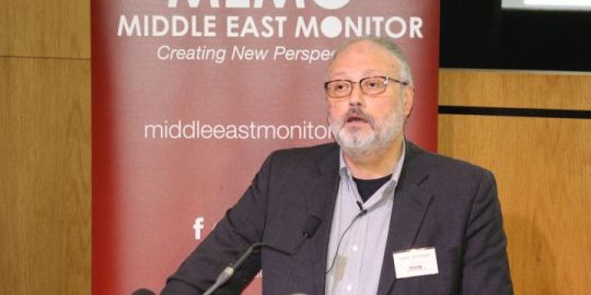 Washington Post publishes Jamal Khashoggi's last column — about free expression in the Arab world