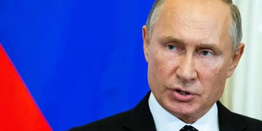 ISIS took 700 hostages, including U.S. citizens, in Syria: Putin