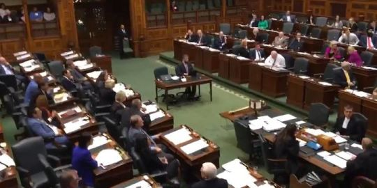 Scott Thompson: Watching 2 local politicians duke it out in the legislature no help to Hamilton