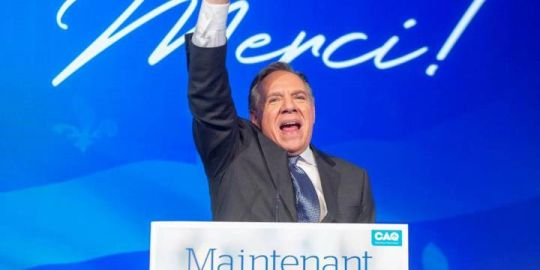 François Legault to be sworn in as premier, unveil Coalition Avenir Québec cabinet