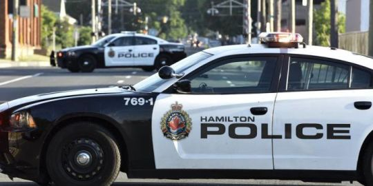 24-hour robbery spree in Hamilton results in arrest