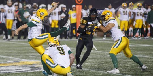 Edmonton Eskimos kicker feeling good after 300th field goal