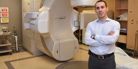 High-dose radiation improves survival in previously incurable cancer patients: study