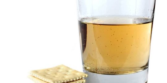 Put down the pop: Why ginger ale isn't the cure for upset stomachs
