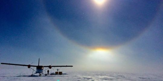 Antarctica is 'singing' — and its song could tell us about melting ice shelves
