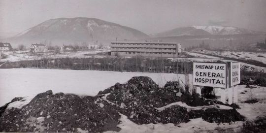 Shuswap Lake General Hospital celebrates 60 years