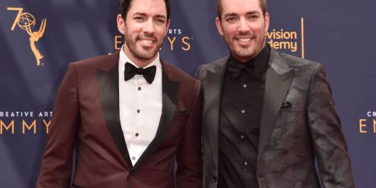 'Property Brothers' scripted TV show in the works
