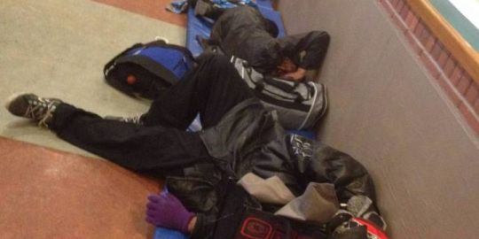 West Broadway ministry says sleeping meth addicts overwhelming group during daytime hours
