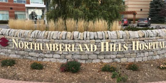 Northumberland Hills Hospital celebrates 15th anniversary