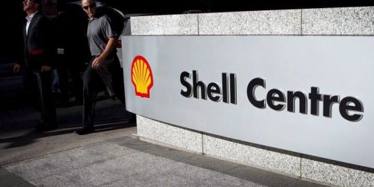 Shell's name being removed from employee credit union as oilsands sale effects linger
