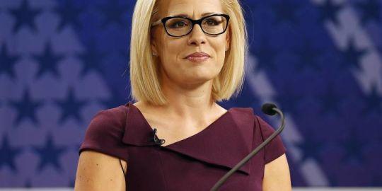 Democrat Kyrsten Sinema wins race to replace Arizona Republican Jeff Flake in senate