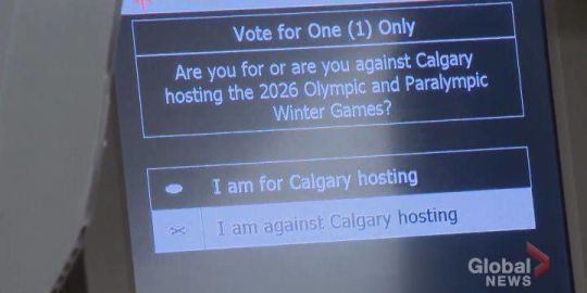 Young Calgary voters could swing 2026 Olympic plebiscite: U of C prof