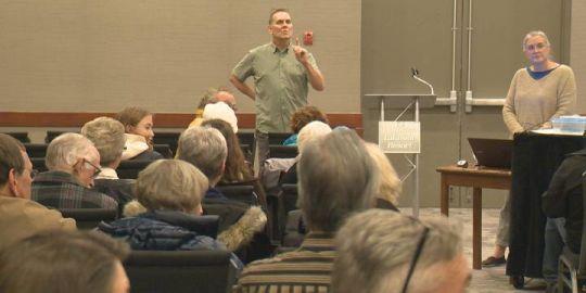 Dozens voice concerns over logging near Carmi trails in Penticton area