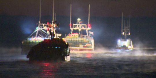 Lobster fishing season delayed in Fundy North due to poor weather