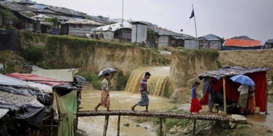 Rohingya at 'serious risk' if forced to return to Myanmar, UN warns