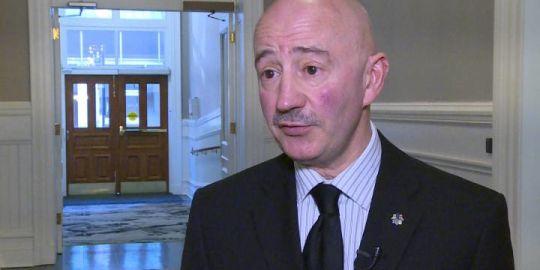 Tony Mancini acclaimed as Halifax's new deputy mayor