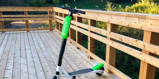Lime recalls e-scooters from Waterloo pilot project
