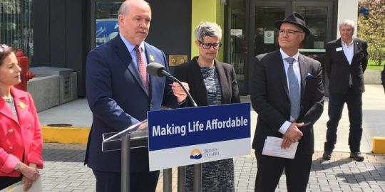 B.C. government promises to build 4,900 new affordable rental units