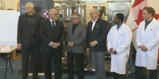 Protein Industries Canada supercluster begins ramping up