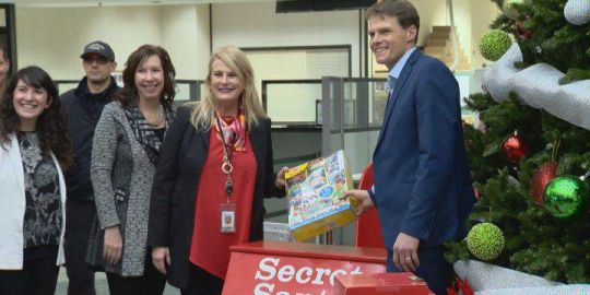 35th annual Secret Santa campaign kicks off in Saskatoon