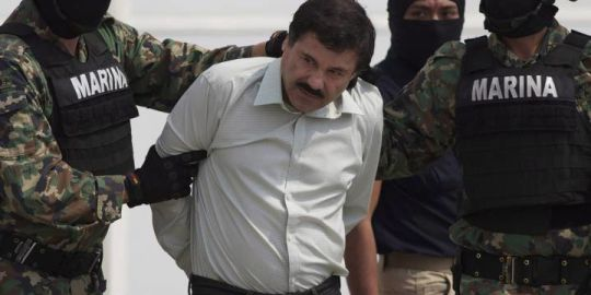 El Chapo a scapegoat for 'real' drug lord who bribed Mexico's president: lawyer