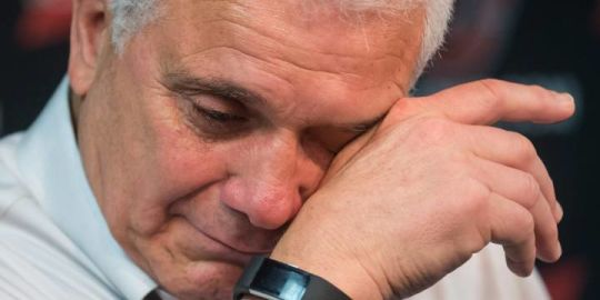 With Wally Buono retiring, B.C. Lions plan for busy off-season