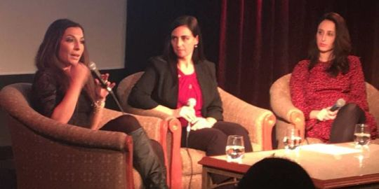 Montrealers in media share stories of success at Women's Forum series