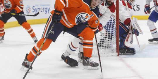Edmonton Oilers break out against Habs to end 4-game slide